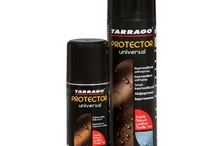 Universal Care / Selection of Tarrago products, suitable for every kind of shoes and materials.