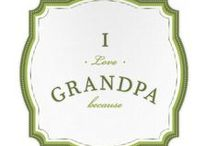 Grandparents Day / Why I Love Grandpa gives 24 reasons why grandfathers are truly special. Create your own photo book with the provided photos and sentiments or use your own pictures and reasons to make it more personal. Tour the book: http://www.putmeinthestory.com/personalized-photo-books/why-i-love-grandpa.html