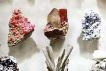 Gems and rocks