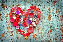 ▸ DIY   Buttons / DIY with buttons http://www.hakoltov.com/2014/02/blog-post.html