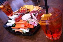 Aperitivi, stuzzichini, cocktail