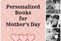 Mother's Day - Oh The Things My Mom Will Do - Personalized Book / There are so many ways to show your appreciation for the #1 woman in your life!  Put Me in the Story has a collection of personalized children's books and photo books that will make perfect Mother's Day gifts! http://www.putmeinthestory.com/personalized-gifts/gifts-for-mom/ / by Put Me In The Story