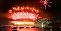 NYE Sydney Harbour / The only place to get up close and personal to the celebrations is on a board a Sydney Harbour Charter boat! Why be squashed on the foreshore when you can celebrate in style