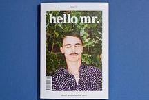 magazine. / by Denise Ledinger