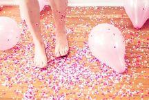 {Confetti&Glitter} / by Lauren Albensi🌞