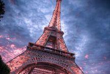 Honeymoon In Paris / Our honeymoon will be Paris & London! / by Danielle