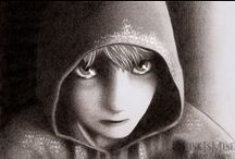 Jack Frost / About my best hero ever...................-Jack Frost!