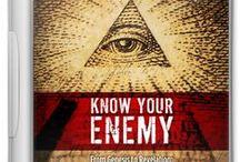 Jesus - know your enemy
