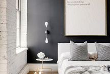 Conscious Home / Your living space is important.  Good energy, clean lines, neutral to bold.