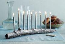 ▸ DIY   Hanukkah חנוכה / רעיונות לחנוכיות אישיות ופרויקטים של אור במיוחד לחנוכה www.hakoltov.com