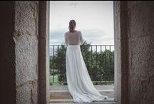 Vestidos de novia / Wedding gowns