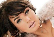 2015 Bridal Hair & Make-up Trends