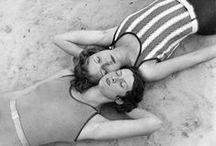 PHOTO | Martin Munkácsi / Martin Munkácsi In the 1930s the news photo sensibility to fashion photography