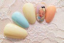 ❤ NAIL ART ❤ KAWAII / Inspiration for do kawaii nail art :)