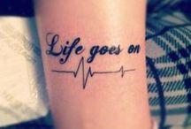Tattoos / by ᎪᏞYᏚᏚᎪ