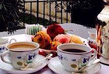 Tea and Coffe my mania