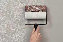 ▸ Design   Wall painting / רעיונות לצביעת קירות ושידרוג הבית לקראת האביב ובכלל עוד רעיונות עשה בעצמך בבלוג www.hakoltov.com