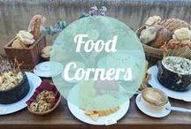 Food corners & Foodtrucks