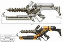 Illustration: Armory, Weapons, and Equipment