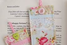 ▸ DIY   Book Marks / סימניות או לא להיות!  רעיונות לסימניות שאפשר להכין לבד בבית...