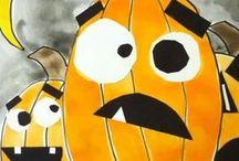 Art et bricos automne/Halloween