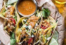 Tacos, burritos, fajitas & autres