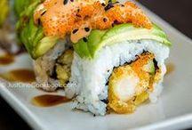 Sushis, sashimis, nigiris et cie