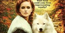 Stealing the Wolf Prince / Stealing the Wolf Prince, a #fantasy #romance novel.  books2read.com/Stealing-the-Wolf-Prince