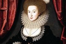 Elizabethan Inspiration / Elaborate and ostentatious Elizabethan style