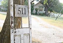 welcome home /  to dream….love to decorate the B&B always looking for new ideas my list is getting long