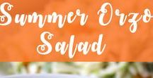 Salad Recipes / Light and delicious salad recipes for all seasons!