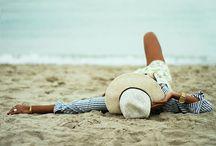 ON THE BEACH ☀