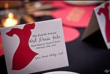 Red Dress Gala / Red Dress Gala is an event put on every February by the Delta Upsilon chapter of Alpha Phi to raise money and awareness about our philanthropy, the Alpha Phi Foundation, which supports women's heart health.