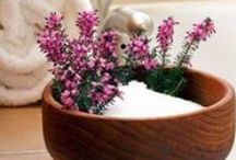 Epsom Salt / Many healthy and amazing ways to use Epsom Salt and its benefits