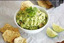 The Perfect Pair - Guac, Salsa, and Hummus