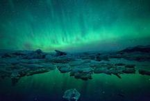 The Beauty of the Arctic / Collection of photos of the Arctic
