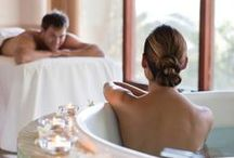 Couples Spa / Share the most relaxing moments with your better half.