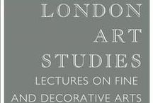 London Art Studies / Images which give a sense of what LAS is all about.