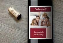 Les vins personnalisés
