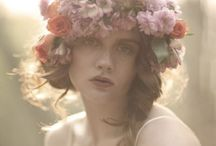 A Floral Wedding / Beautiful floral wedding inspiration board.