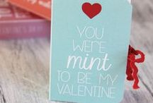 Be my Valentine / Best of Valentine's Day: dinner plans, DIY, cards, quotes and other romantic ideas.