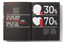 Brochures and Page Layout / Book and brochure design that keeps you turning pages.