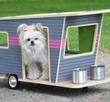 Designer Dog Houses and Furniture / TOP Couture for your fur kids! Highest quality products for your pet!