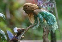 Fairy folk...