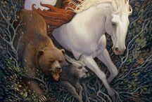 Mythopoeia / Germinating, hybridising, homogenising myths