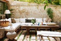 szoba a kertben - outdoor