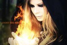 *Fire* / Elemental fire spirit