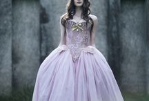 Ever after... / The gorgeous gown, the lingering touch, the dream that goes on forever...