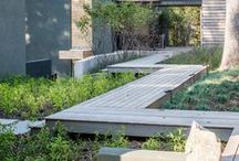 modern kertek - modern garden