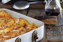 Primi piatti al forno / Primi piatti al forno, lasagne, gnocchi, etc.